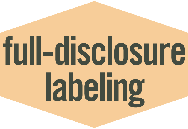 Full-Disclosure Labeling: How to Compare Curcumin Labels